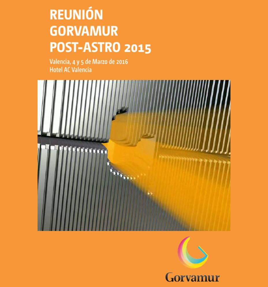 Biblioteca Virtual Gorvamur | Reunión Post-Astro 2015
