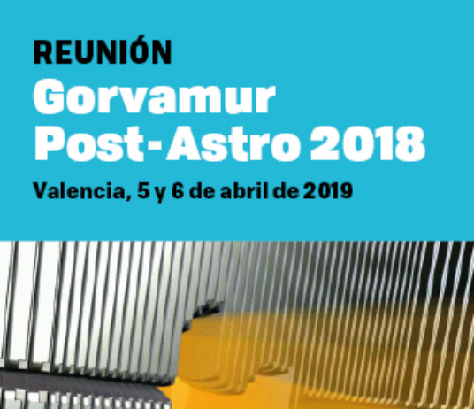 Biblioteca Virtual Gorvamur | Reunión Post-Astro 2018